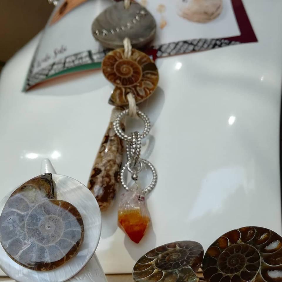 anello e collana naturebijoux