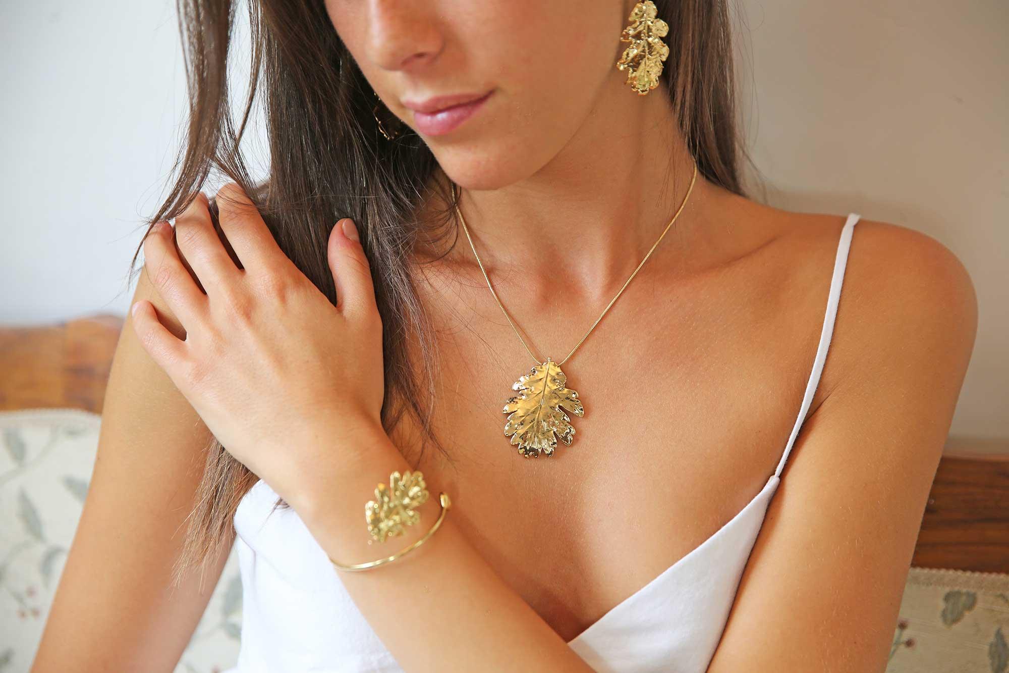 bracciale e collana ester bijoux