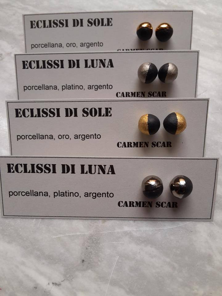orecchini carmenscar