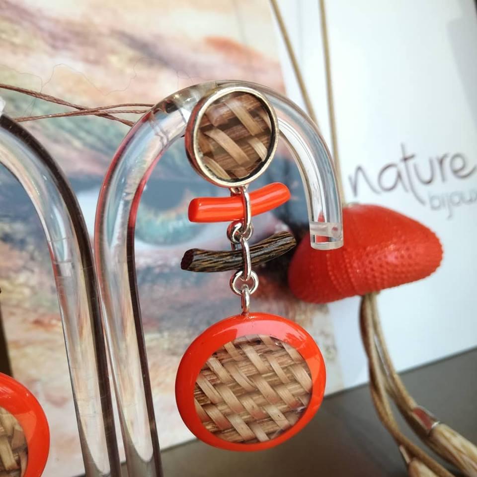 orecchini naturebijoux
