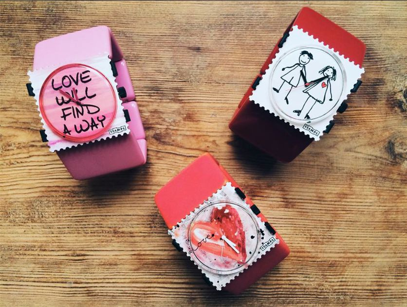 orologi stamps