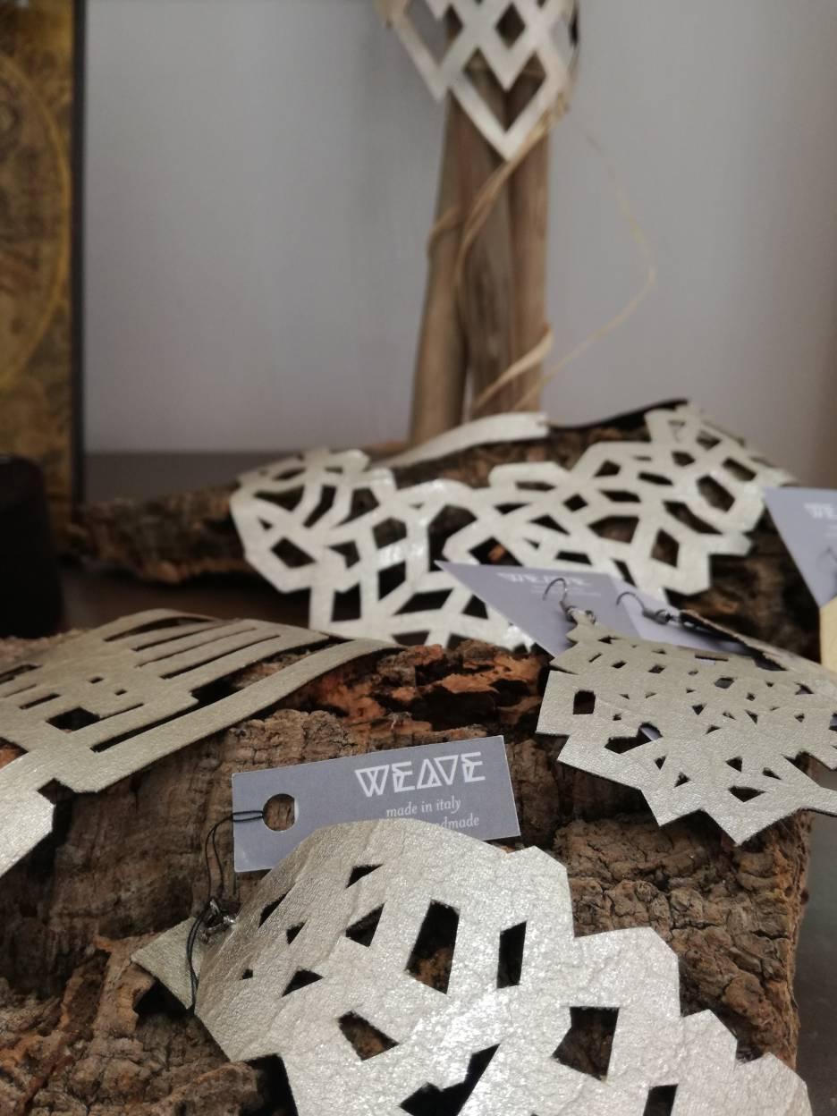 bracciale weave